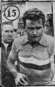 Vencedor de la etapa en Cuenca.