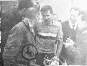 """Gráfica de """"Ofensiva"""" con Roger Walkowiak en Cuenca."""