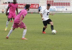 Gérica, autor del primer gol. / Las Noticias