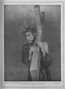 Publicación programa Semana Santa 1943.