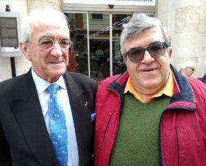 Vicente Alfieri y José Vicente Avila.