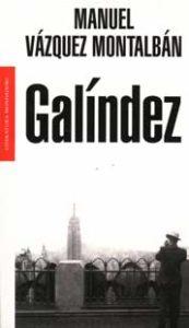 Novela de Vázquez Montalbán.