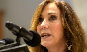 Pilar Ruipérez. / Foto Saúl, Las Noticias.