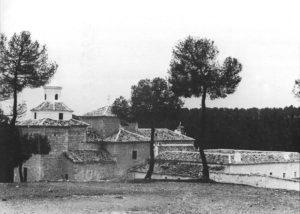 Santuario de Consolación, en Iniesta. / Antonio Cruces (Libro de Consolación)