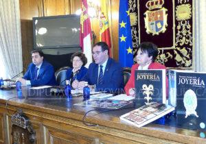 Fran Domenech, Teresa Jiménez, Benjamín Prieto y Paz Risueño.