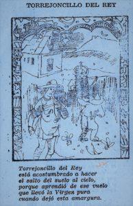 Texto: Fernando Delgado. Dibujo: Luis Roibal.