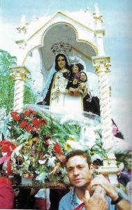 "Virgen de Rus. ""Crónicas"" San Clemente"