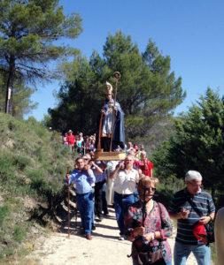 Romería de San Julián, en Cuenca. / Pepe Arias