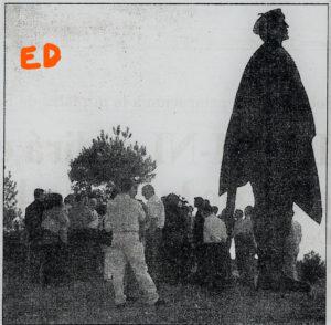 El Día de Cuenca, 1998.