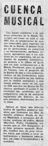 """Artículo de Julián López Calvo en """"Diario de Cuenca"""", 3-12-1978"""