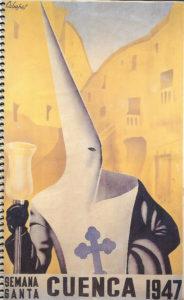 Cartel de Cabañas, 1947.
