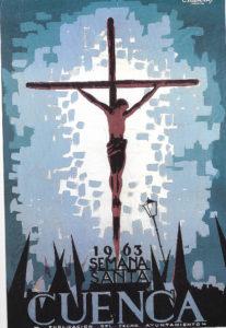 Cartel de Alfonso Cabañas de 1963.