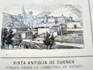 Una de las láminas de El Consultor.