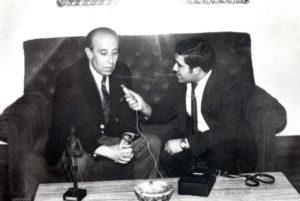 Francisco García Pavón entrevistado por José Vicente Avila en 1973 / Carlos Gimeno