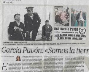 Abc Artes&Letras Castilla-La Mancha, 26 enero 2019.