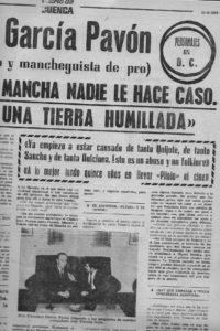 """""""Diario de Cuenca"""", 1973."""
