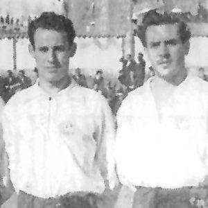 Jaime y Mundo. / Temporada 1956-57.