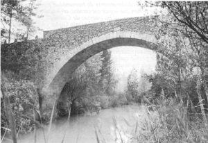3.Vistas del puente. / Revista Cuenca, 1987. Foto Ramón Herraiz.