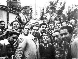 Tomás y Jesús Sánchez Jiménez. / Foto Pascual