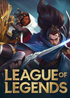 League of Legends cover