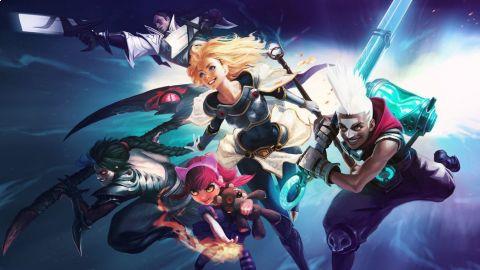 League of Legends •Foto: Riot Games