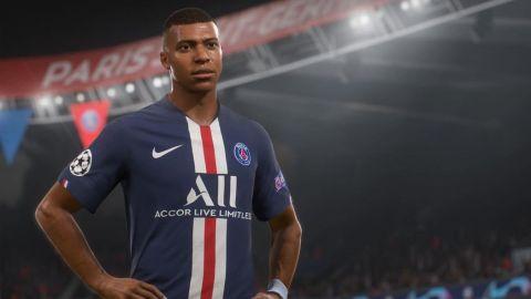 Oficiální záběry z chystané FIFA 21 •Foto: EA Sports