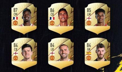 Kontroverzní hodnocení hráčů Manchesteru United. Kolik má hvězdný Bruno?