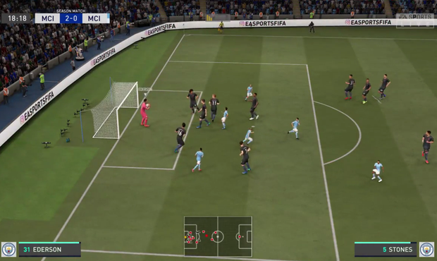 VIDEO: FIFA proti obrům. Jak vypadá online zápas proti cheaterovi?