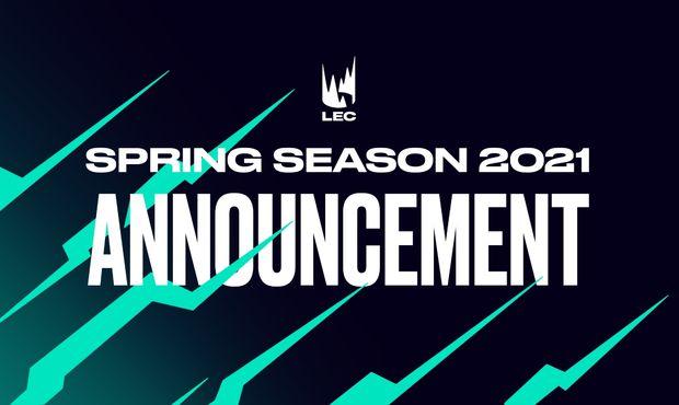 INFO: Kdy začíná LEC a jaký bude formát evropského League of Legends?
