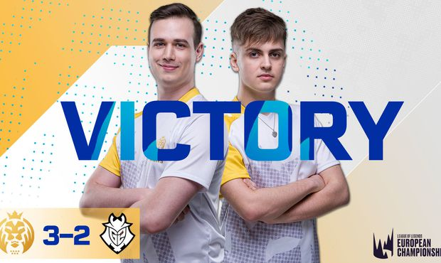 LOL: Carzzy a Humanoid porazili krále Evropy a postoupili do semifinále