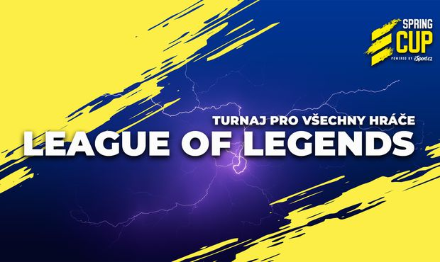 League of Legends na eLEAGUE.cz! Přihlas svůj tým do Spring Cupu o 185 000 korun
