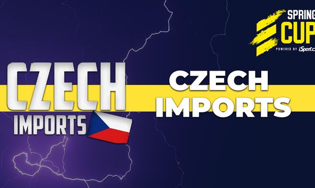Hvězdný mix jako jeden z favoritů. Czech Imports se baví a jdou si pro 100 tisíc