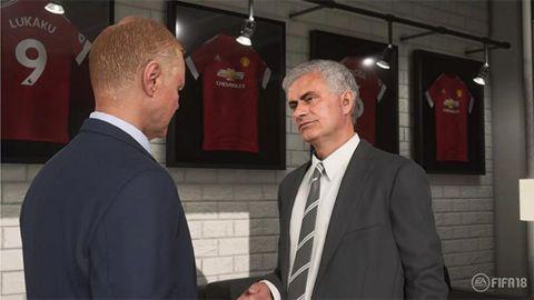 Záběry ze hry FIFA 18 •Foto: EA Sports