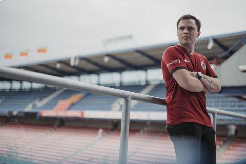 Caster míří za postupem do play off •Foto: AC Sparta Esports