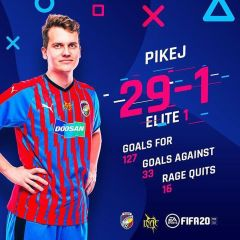 Gól ve 123. minutě znamená pro RIIJKa ve víkendovce 30-0 a Top 100 na světě!