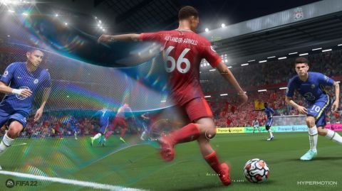 FIFA 22 •Foto: EA Sports
