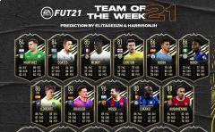 TOTW #21 Predictions: Ferland Mendy na stoperu nebo IF Messi!