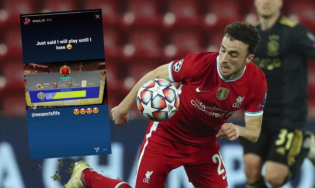 30-0! Hvězda Liverpoolu na prvním místě světového žebříčku FIFA 21!