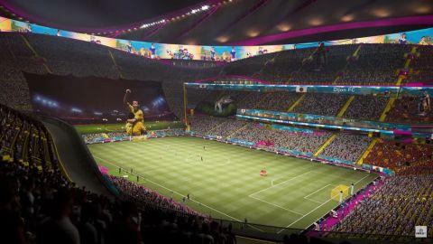 Ve FIFA 22 by neměla chybět možnost vytvoření vlastního stadionu •Foto: EA Sports