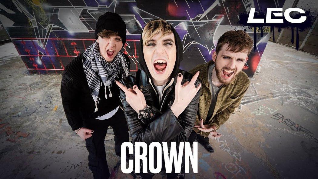 Crown, nový LoL song od LEC •Foto: LEC