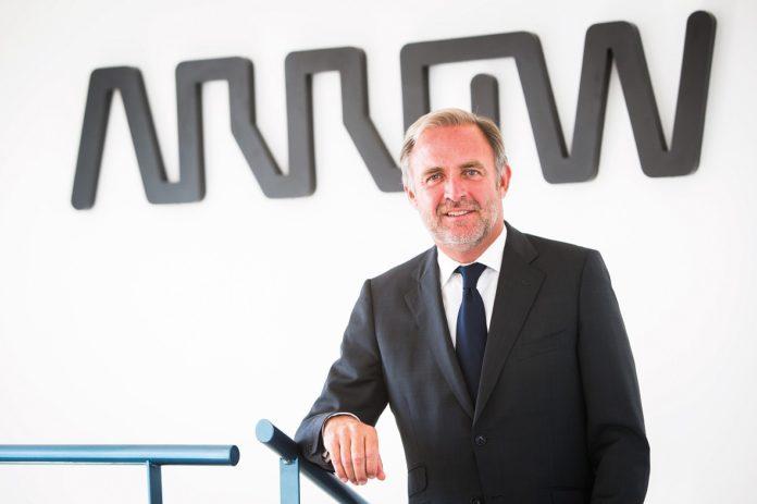 Arrow Alexis-Brabant_VP Sales Computing Solutions EMEA
