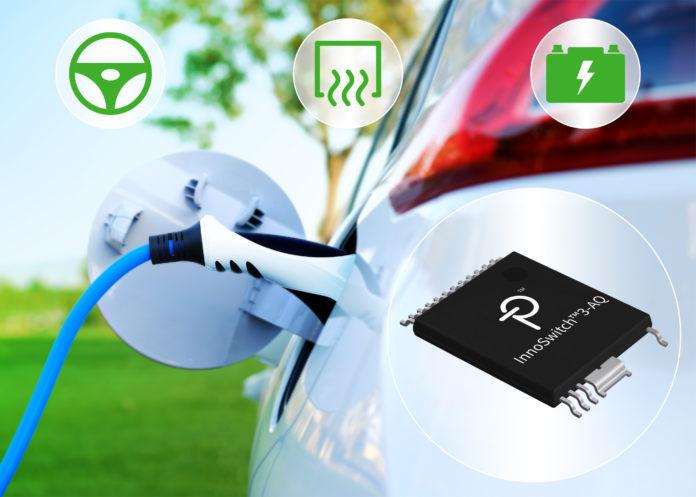 Automotive Power Integration