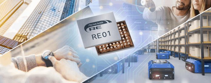 Controllori Renesas RE01