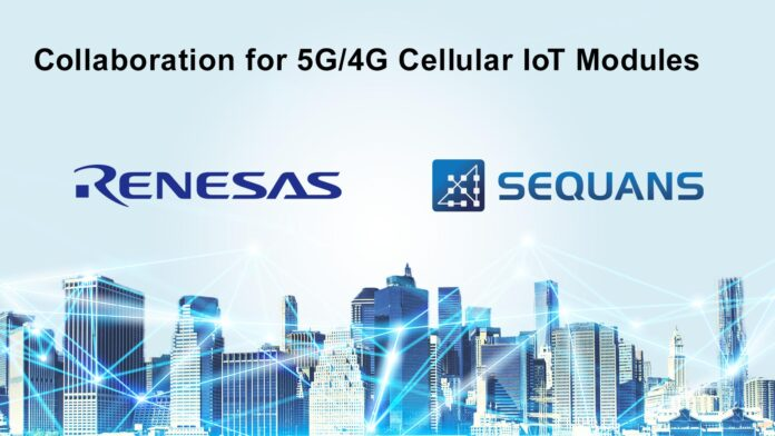 IoT Renesas Sequans