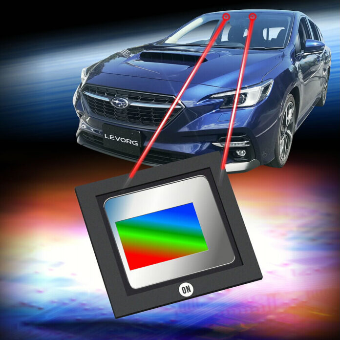 Subaru ADAS ON Semiconductor