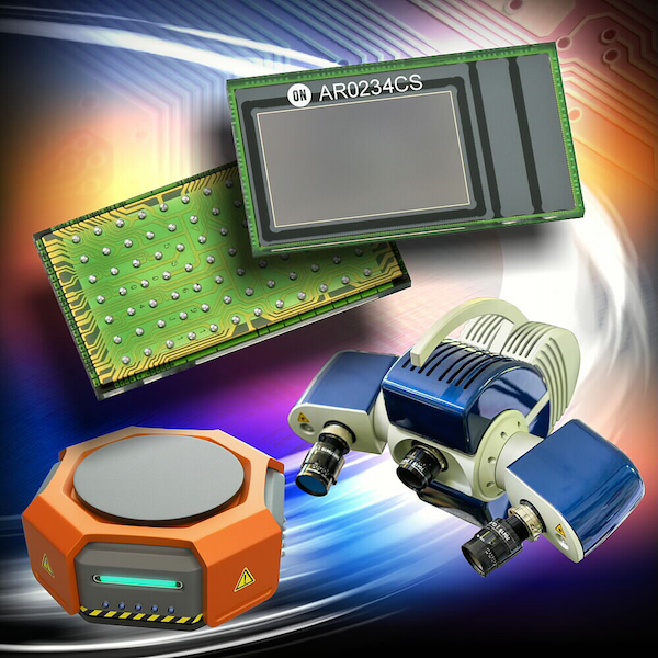 ON semiconductor sensore CMOS