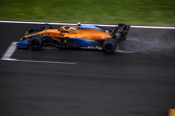 McLaren Arrow