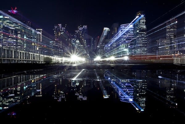 Smart City pixabay