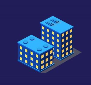 edifici intelligenti Smart City pixabay