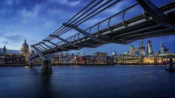 infrastrutture Londra pixabay